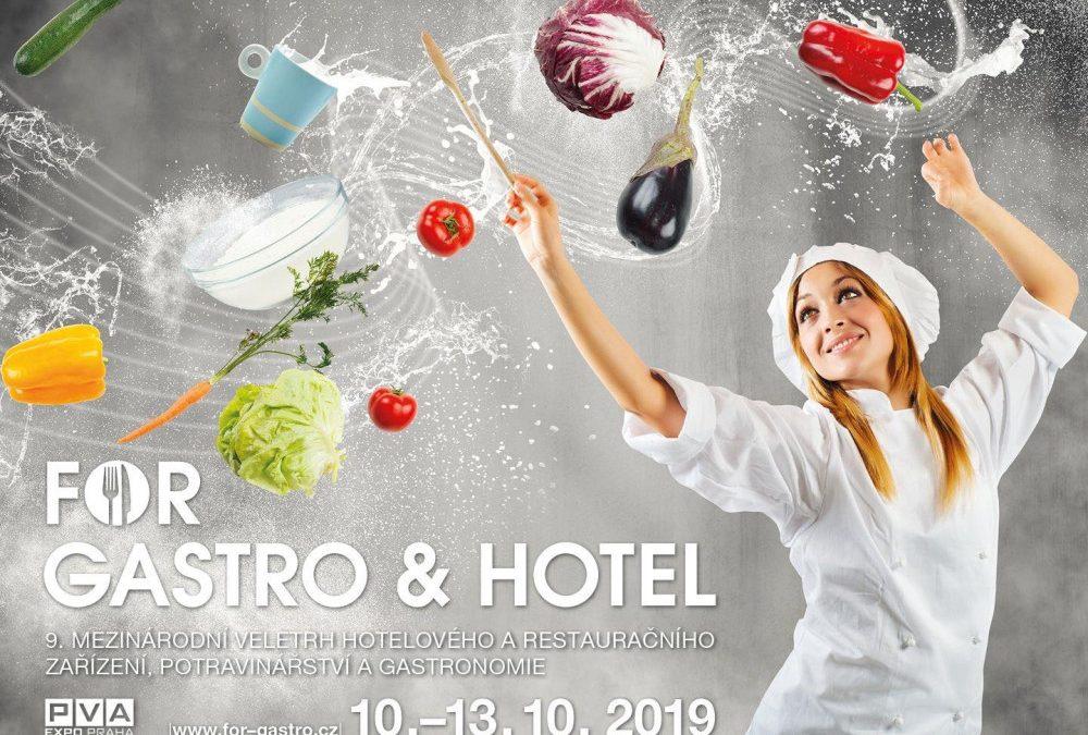 Přípravy odborného veletrhu FOR GASTRO & HOTEL jsou již v plném proudu!